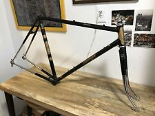 "Raleigh Gran Tour Frame Set Reynolds 531c 21"""