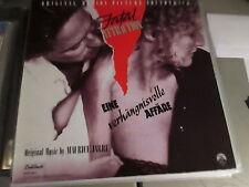 VINILE LP colonna sonora Fatal Attraction-Maurice Jarre * GNP CRESCENDO * 1987