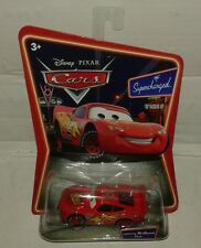 Disney cars pixar supercharged flash mc queen rouge lightning BD movie film game