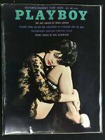 Playboy, magazine, Jul, 1961, Sheralee Conners, Vargas