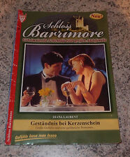 Schloss Barrimore / Geständnis bei Kerzenschein / Roman Nr. 5