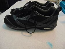 Women's Propet Black Ultra Light Tennis Shoes-10W