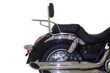 Kawasaki VN 1700 Clásico Sissybar con Rearrack por Hepco y Becker
