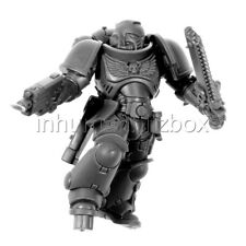 SIN11 ASSAULT INTERCESSOR INDOMITUS WARHAMMER 40000 BITZ (+BASE D32) A15àA20