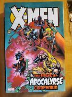X-Men: Age of Apocalypse Companion Omnibus excellent condition Marvel