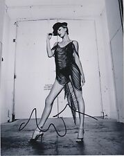 Charlize Theron signed 8x10 photo