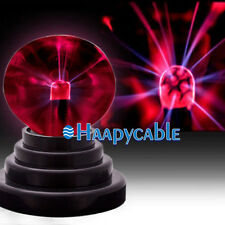 New Magic USB Plasma Ball Sphere Lightning Lamp Light Party Crystal Globe