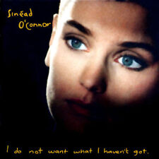 I Do Not Want What I Haven't Got by Sinéad O'Connor (CD, Apr-1990, Chrysalis Rec