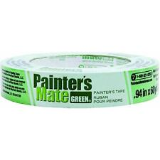 ".94"" Painters Mate Tape ShurTech Brands 671372 green,mulit-surface,no bleed 3PK"