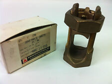Anderson Electrical Products C750 Bronze Split Bolt C-750 750 MCM