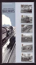 GB 2010 GREAT BRITISH RAILWAYS STAMP PRESENTATION PACK
