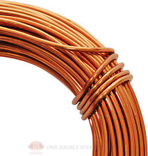 Aluminum Craft Wire 18 Gauge Copper 39 Feet 11.8 Meters Wrapping Sculpture