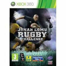 JONAH LOMU RUGBY CHALLENGE, Very Good Xbox 360 Video Games