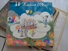 """LP 12"""" 11° ZECCHINO D'ORO PICCOLO CORO ANTONIANO CRISTINA D'AVENA EX"""