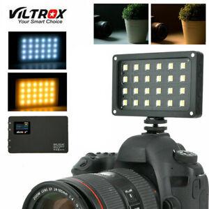 Viltrox RB08 LED Video Light Fill Light Dimmable 2500K-8500K CRI 95+ For Cameras