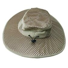 Evaporative Cooling Hat Beige One Size UV Protection Ice Cap Sunscreen Super