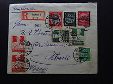 R-cover Deutschland Germany mi 468 524 550 552 558 561 Bochum 1934