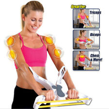 Muscle Exercise Equipment Fitness Arm Power Workout System Grip Strength Safe UK