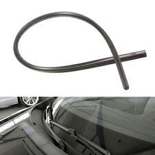2Pcs 6mm 26'' Car Rubber Universal Frameless Windshield Wiper Blade Refill Strip