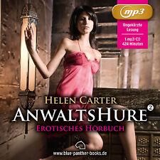 Mängelexemplar: Anwaltshure 2 | Erotisches Hörbuch 1MP3CD Helen Carter