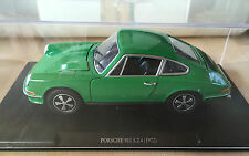 """DIE CAST """" PORSCHE 911 S 2.4 (1972) """" SCALA 1/24  AUTO VINTAGE"""