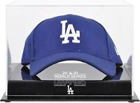 Los Angeles Dodgers 2020 World Series Champs Acrylic Logo Cap Display Case