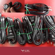 Lote de 20 CABLES DE ALIMENTACIÓN C8 ESTANDAR (CABLE OCHO)