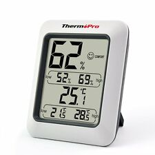 Thermopro TP50 Digital hygrometer thermometer