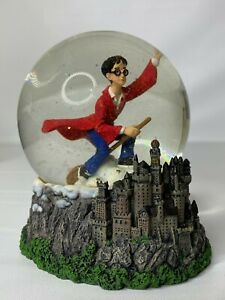 Harry Potter Quidditch™ Snow/Glitter Globe Enesco 2000 853100 Warner Bros