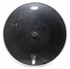 10 Speed Full Disc Carbon Clincher Alloy Rim REAR Wheel 700c TT Triathlon Bike