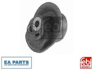 2x Mounting, axle beam for VW FEBI BILSTEIN 07837