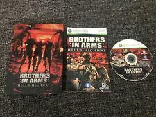 Brothers in Arms Hell's Highway Special Edition Steelbook Steel Book With Manual