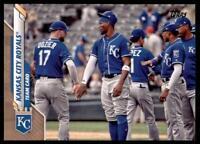 2020 Topps Series 2 Base Gold #668 Kansas City Royals /2020 - Kansas City Royals