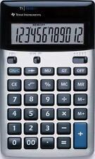 Texas Instruments ti5018sv Solar 12-digit Pantalla Escritorio Oficina para Estudiantes Calculadora