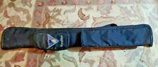 "Vintage Excalibur Billiards Cue Stick Storage Bag with 58"" Stick Included"