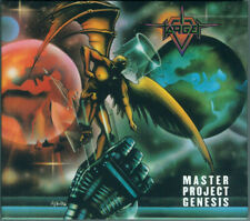 TARGET- Master Project Genesis digibook CD Archivist records