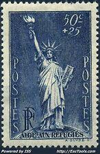 FRANCE N° 352 NEUF * AVEC CHARNIERE (BL)