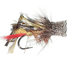 Dry Fly 1 Dozen Trout Dave/'s Hopper Olive