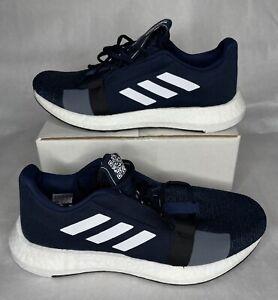 Adidas Senseboost Go Men's Shoes Sneakers Size 10 Blue