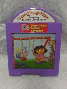 Learn Through Music Dora's Music Festival Adventure Cartridge
