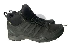 Adidas Terrex Gore-Tex Mens Trekking Hiking Boots High Tops Size 11 EUC