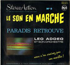 "LEO ADDEO ""PARADIS RETROUVE"" EXOTICA LATIN POP 60'S LP RCA VICTOR 440.512 STEREO"