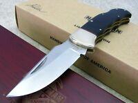 HCOA Handyman Club of America Knife D'Holder Limited Folding Blade Lockback