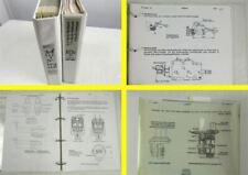 Kalmar EFY20 - 60E und EFQ20 - 35E Service handbuch + Schulungsunterlagen 1994