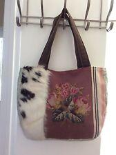 La-di-da Needlepoint Handbag