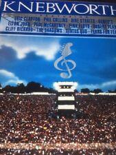 KNEBWORTH THE ALBUM - 2 X CD SET - PINK FLOYD / ERIC CLAPTON / PHIL COLLINS +