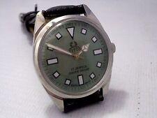 Rare Vintage Titus 17J Shockproof Handing men's Watch Excellent Condition
