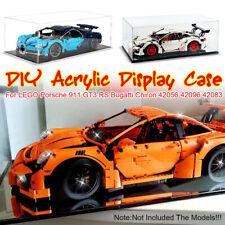 Acryl Vitrine Case Für LEGO Porsche 911 GT3 RS Bugatti Chiron 42056 42096 42083