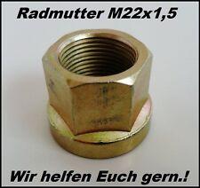 HW80 HW60 THK5 Hänger Anhänger M22x1,5 Radmutter Parts Ersatzteile von Lüdemann