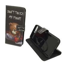 Apple iPhone 8 Plus Hülle Case Handy Cover Schutz Tasche Schutzhülle Schwarz